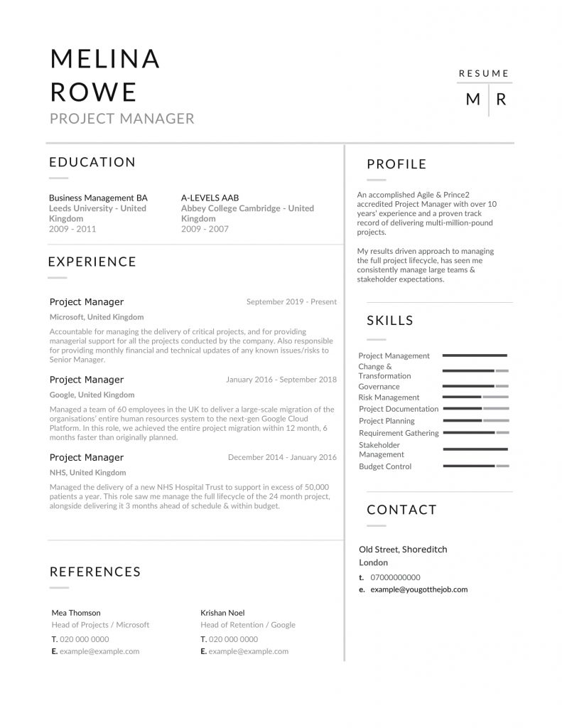 Example-Project-Manager-CV-1